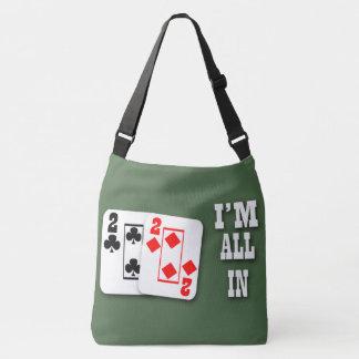 Bolso Cruzado Póker