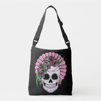 Bolso Cruzado Señora Sugar Skull