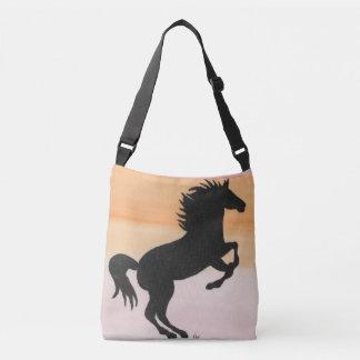 Bolso Cruzado Silueta del caballo