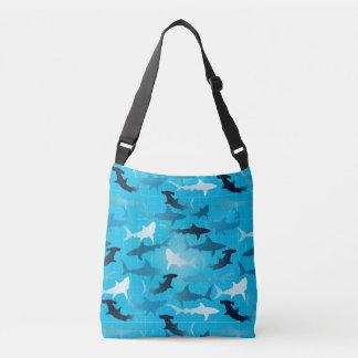 Bolso Cruzado ¡tiburones!
