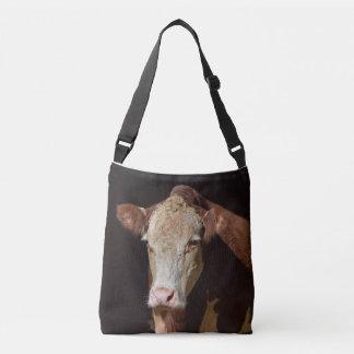 Bolso Cruzado Vaca del Grump