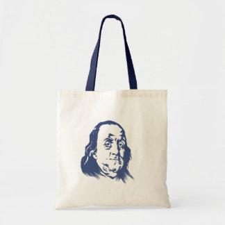 Bolso de Ben Franklin Bolsa De Mano