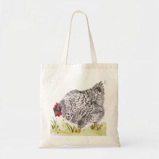 Bolso de compras del pollo de la gallina de Maria