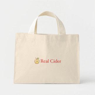 Bolso de compras real de la sidra bolsas de mano