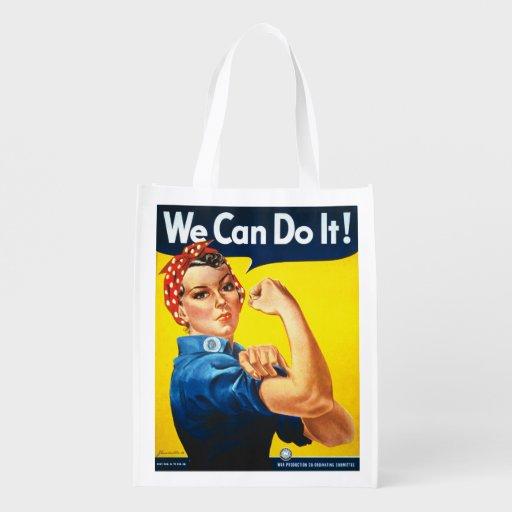 bolso de compras reutilizable divertido bolsa de la compra