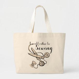 Bolso de costura del regalo