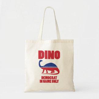 Bolso de Demócrata (DINO) sólo de nombre Bolsas