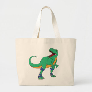 Bolso de Dino AFO Bolsa Tela Grande