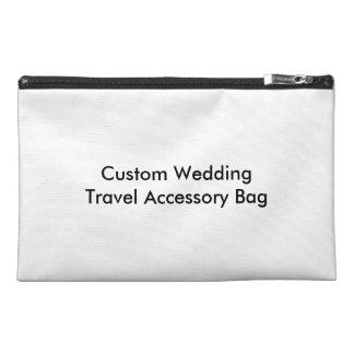 Bolso de encargo del accesorio del viaje del boda