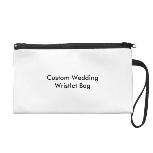 Bolso de encargo del mitón del boda