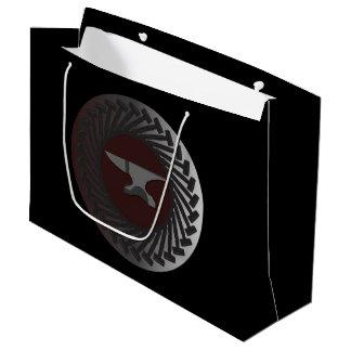 Bolso de encargo del regalo grande - YUNQUE y Bolsa De Regalo Grande
