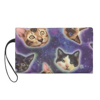 Bolso De Fiesta cara del gato - gato - gatos divertidos - espacio