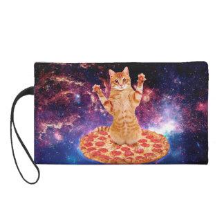 Bolso De Fiesta gato de la pizza - gato anaranjado - espacie el