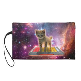 Bolso De Fiesta gato del teclado - gato de tabby - gatito