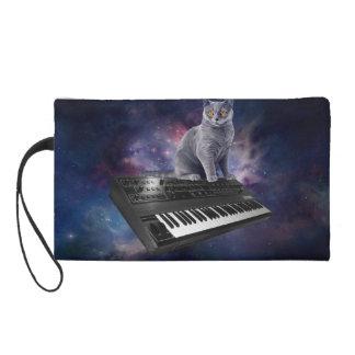 Bolso De Fiesta gato del teclado - música del gato - espacie el