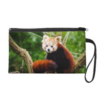 Bolso De Fiesta Oso de panda roja lindo