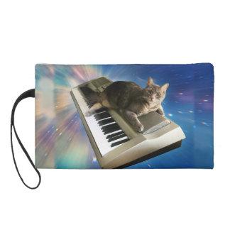 Bolso De Fiesta teclado del gato