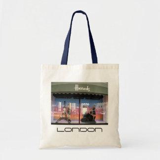 Bolso de Harrods Londres Reino Unido