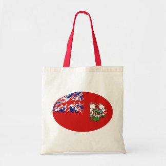 Bolso de la bandera de Bermudas Bhután Bolsas Lienzo