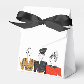 Bolso de la caja del presente del regalo del favor
