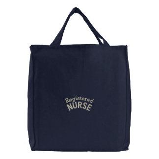 Bolso de la enfermera registradoa bolsa