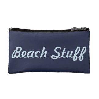 Bolso de la materia de la playa