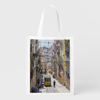 Bolso de la opinión de la calle de Lisboa