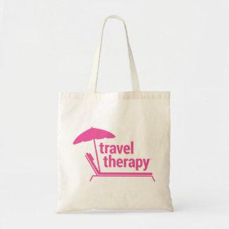 Bolso de la terapia del viaje bolsa tela barata