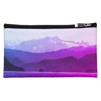 Bolso de las montañas púrpuras