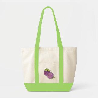 Bolso de los mangostanes bolsa de mano