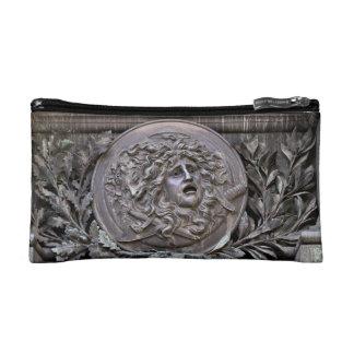 Bolso De Maquillaje Escudo de la medusa de Athena
