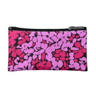 Bolso De Maquillaje modelo rosado