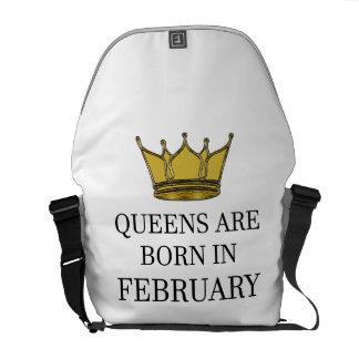 Bolso De Mensajero El Queens nace en febrero