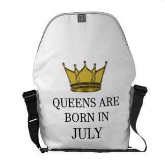 Bolso De Mensajero El Queens nace en julio