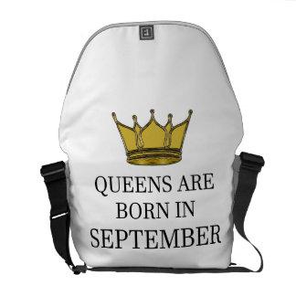 Bolso De Mensajero El Queens nace en septiembre