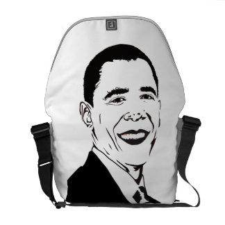 Bolso De Mensajero Las vidas negras de Barack Obama importan toda la