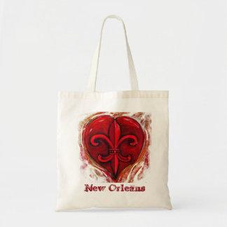 Bolso de New Orleans del amor