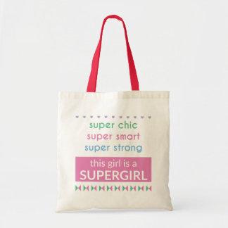 Bolso de Supergirl