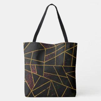 Bolso De Tela #939 abstracto