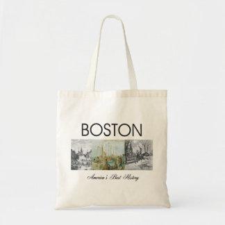 Bolso De Tela ABH Boston