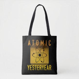 Bolso De Tela Antaño atómico