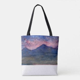 Bolso De Tela Ararat por las estrellas