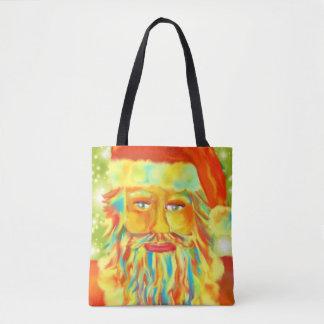 Bolso De Tela Arte colorido de Claus