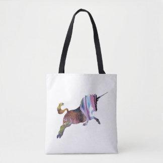 Bolso De Tela Arte del unicornio