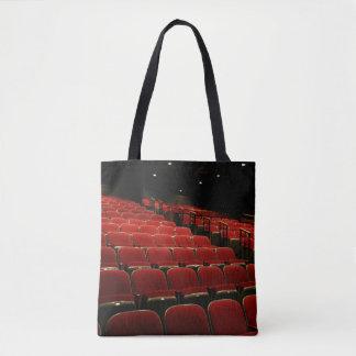 Bolso De Tela Asientos del teatro