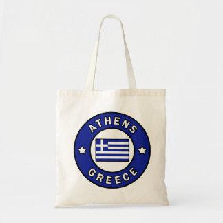 Bolso De Tela Atenas Grecia