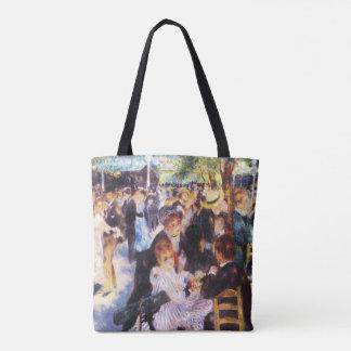 Bolso De Tela Auguste Renoir - baile en el la Galette de Le