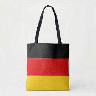 Bolso De Tela Bandera alemana patriótica
