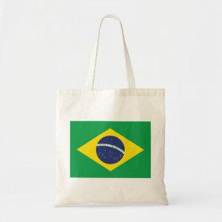 Bolso De Tela Bandera brasileña
