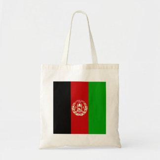 Bolso De Tela Bandera de Afganistán